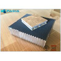 High Rigidity Aluminum Honeycomb Panels , Honeycomb Core Panels 25 Mm Thickness Manufactures