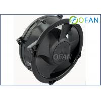 200mm Metal Square 0-10V/PWM Control 48v Dc Industrial Axial Fan For Machine Cooling Manufactures