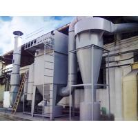 China Cyclone Dust Collector Portable Pulse Jet Bag Filter Clinker / Pulse Jet Fabric Filter on sale