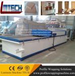 vacuum membrane press machine/Vacuum Press Film Covering machine Manufactures