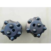 VKD Tungsten Carbide Rock Drill Bits Good Wear Resistance For Rock Drilling / Mining Manufactures