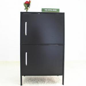 Living Room KD 101.5cm Steel Bedside Cabinet Manufactures