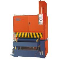 Metal Belt Grinding Finishing Polishing Machines for Oxide Removal Manufactures