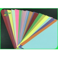 150gsm 160gsm 180gsm Color Card Paper 700 * 1000mm For Wedding Invitations Manufactures