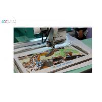 Industrial Digital Compact garment Single Head Computerized Embroidery Machine 15 needle Manufactures