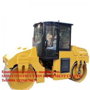 2T Hydraulic Vibratory Asphalt Construction Road Roller Manufactures