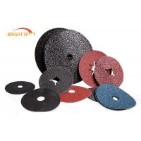 China Durable Aluminium Oxide Circular Sanding Discs For Grinding Wood / Metal / Glass on sale