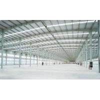 China Industrial Steel Building Steel Structure Design Workshop on sale