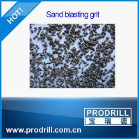Special G18 Angular Steel Grit for Granite Gang Saw Manufactures