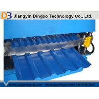 Customed Agile Connecting Double Layer Roll Forming Machinery Manufactures