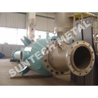 Paper and Pulping Shell And Tube Type Heat Exchanger Titanium Gr.7 Reboiler