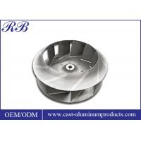 Corrosion Resistant Stainless Steel Water Pump Impeller Steel Components Precision Casting Manufactures
