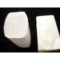 1 Ply 40 gsm Virgin Wooden Pulp V Fold disposable bathroom hand towels Manufactures