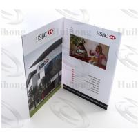 Cheap 2014 new products wedding invitations video card talking print for sale