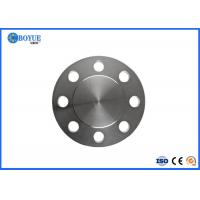 ASTM B564 Inconel 825 Alloy Blind Pipe Nickel Alloy Flanges UNS N08825 Forged Flange Manufactures