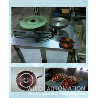 Buy cheap Induction cooker top coils winding machine from wholesalers