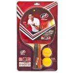 3 Star Ping Pong Set (1 bat with 2 balls) Manufactures