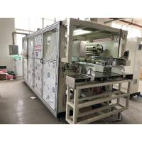 Professional Baby Diaper Packaging Machine , Automatic Adult Diaper Machine Manufactures
