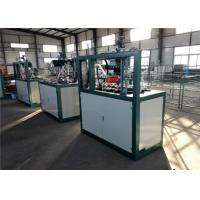 High capacity EPS Foam Cup Making Machine with Steam Foam Agent Manufactures
