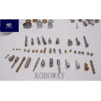 Aluminum / Stainless Steel CNC Turning Parts For Electrical & Electronics Appliances Manufactures