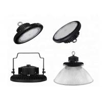 China Dimmable UFO LED High Bay Light Fixtures For Warehouse Factory Industrial on sale