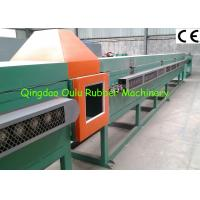 Cheap High Output Seal Strip Extruder Rubber Production Line , Sealing Strip Rubber Extrusion Equipment for sale