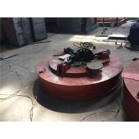 industrial strength Electric Lifting Magnets 900-1100 kg Lifting Capacity MW5 series