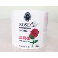 Adhesive Permanent Sticky Labels , Coloured Self Adhesive Labels For Shampoo Bottle Manufactures