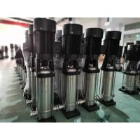 Stainless Steel Vertical Multistage Centrifugal Pump For Building Residential Manufactures