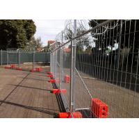 China 2019 Hot Sale Convenient Installation Temporary Fence for Construction on sale
