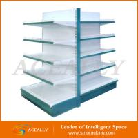 Metal Convenince Store Shelving Manufactures