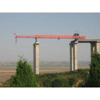20m Lifting Height Launching Gantry System , 36m Span Bridge Construction Equipment Manufactures
