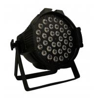 Variable Speed Strobe Outdoor LED Par Lights 10CH Channel For Slow Rock Manufactures