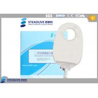Steadlive Drainage Two Piece Ostomy Bag With Release Film Material , 15-45mm Max Cut Manufactures