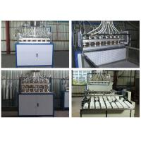 PLC Control EPS Foam Cup Making Machine For Coffee / Coke Low Noise Manufactures