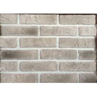 Outdoor Wall Cladding Thin Veneer Brick Thin Brick Tiles For Interior Walls Manufactures