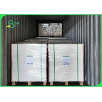 0.8mm - 1.5mm Super Thick C1S Ivory Board 640 * 900mm For Phone Packaging Boxes Manufactures
