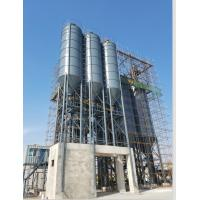 Cheap Carbon Steel Dry Mortar Mixing Plant For Special Mortar Production 180kw for sale