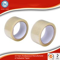 Cheap Pure Crystal Clear Tape 45mic Water Proof Fragile Industrial for sale