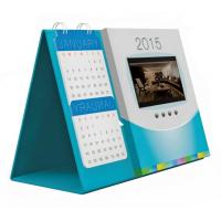 Cheap Popular 7 Inch Lcd Video Brochure For Greeting / Calendar Card , Rechargeable Battery for sale
