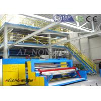 Cheap 3200mm 4700T SSS PP Non Woven Fabric Making Machine Fineness 1.5~2.5dtex for sale