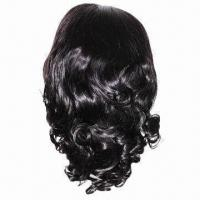 Big Body Wave Synthetic Hair Wig in Stock, Made of High-quality and High-temperature Fiber Manufactures