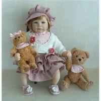 Buy cheap Silicone Vinyl Doll from wholesalers