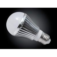 China Aluminum Alloy Samsung 5630 LED Globe Bulbs Dimmable 8W G60 on sale