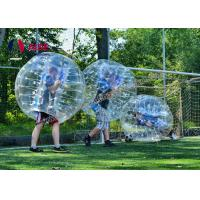 Free Blower Bubble Ball Inflatable Bumper Ball Cheap Inflatable Ball Air Soccer Ball Wholesale price Manufactures