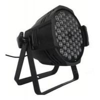 Professional  54 * 3w led par dmx stage light /  lighting systems 80w / 200w Manufactures