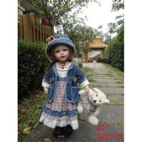 Buy cheap Porcelain Doll from wholesalers
