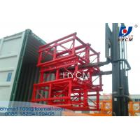 Cheap Mast Section with Racks Used for Building Hoist Construction Elevator for sale