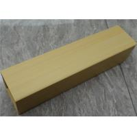China Ecological Wood PVC Ceiling Panels , PVC Decorative Ceiling Tiles / Tube / Strip on sale