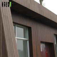 Waterproof Bamboo Wall Cladding Heat Insulation For Exterior Decoration Manufactures